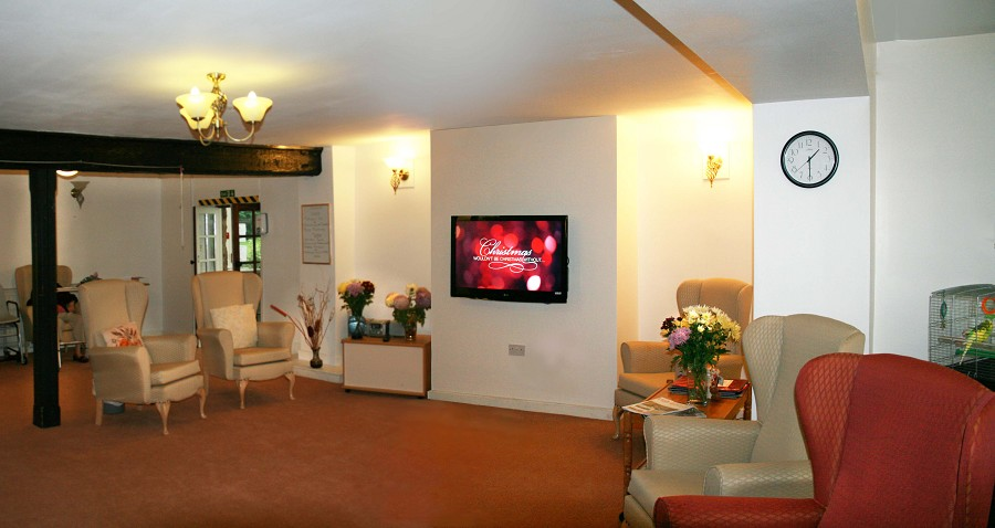 The Manor House Lounge